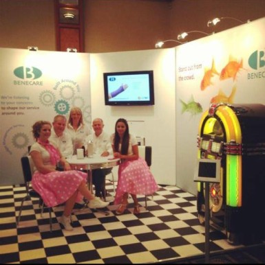 Benecare @ the OTA conference