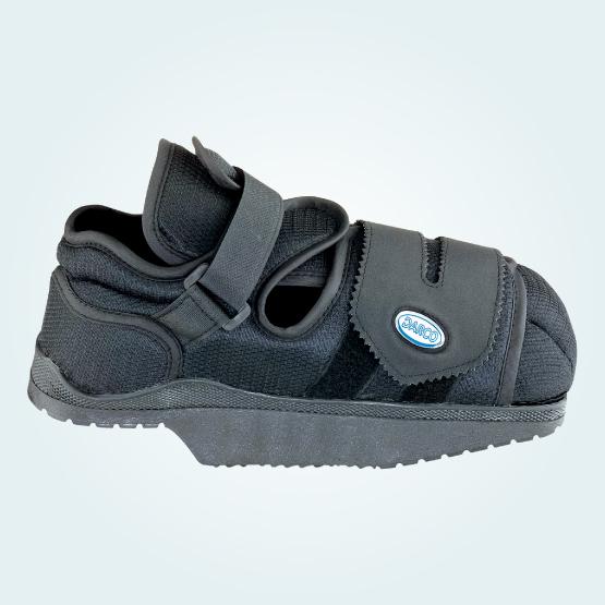 darco heel wedge shoe benecare