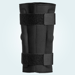 Back of the Hinged Knee Stabiliser
